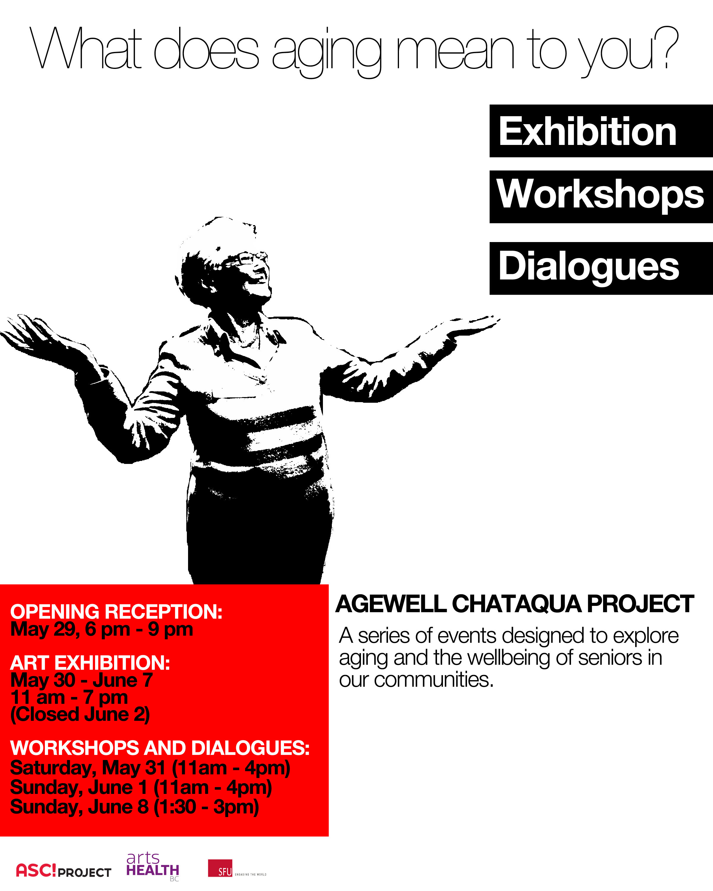 Agewell Exhibtion