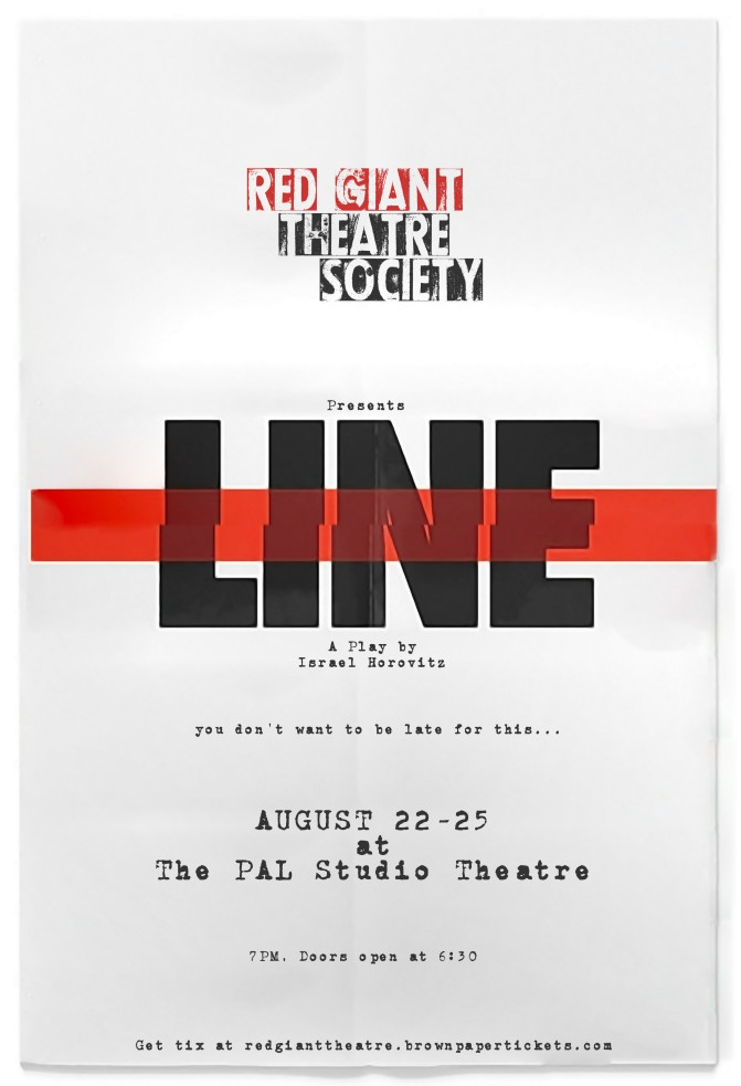 Line poster FINAL small with time